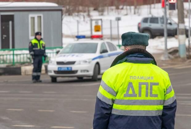 Полиция разместит в открытом доступе список злостных нарушителей ПДД