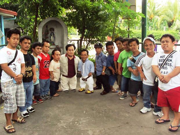 Мечты маленьких людей города Манилы