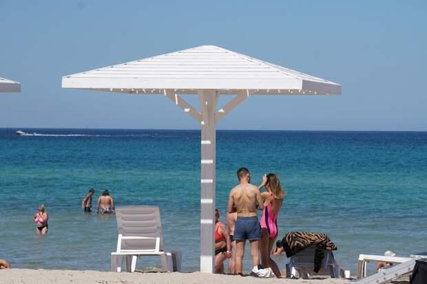 Крым стал самым популярным регионом у российских туристов в августе
