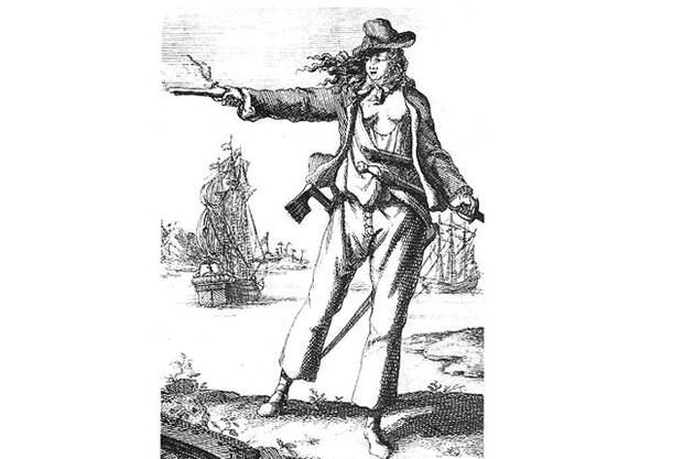 Женщины-пираты, о которых вам следует узнать