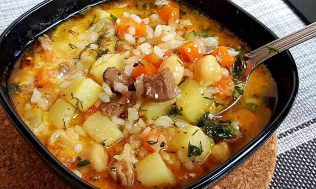 Ленивый 5-минутный суп на каждый день