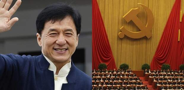 Джеки Чан заявил, что вступит в коммунистическую партию Китая