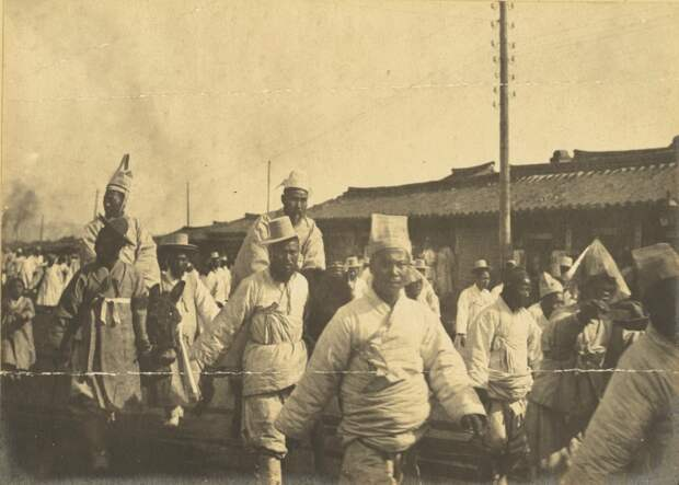 Корея на рубеже XIX-XX столетий