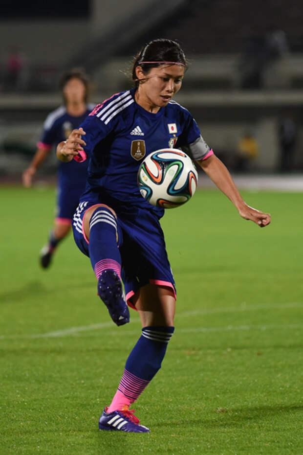 Наоми Кавасуми (Япония)