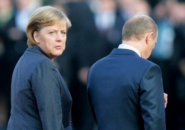 Merkel_Putin