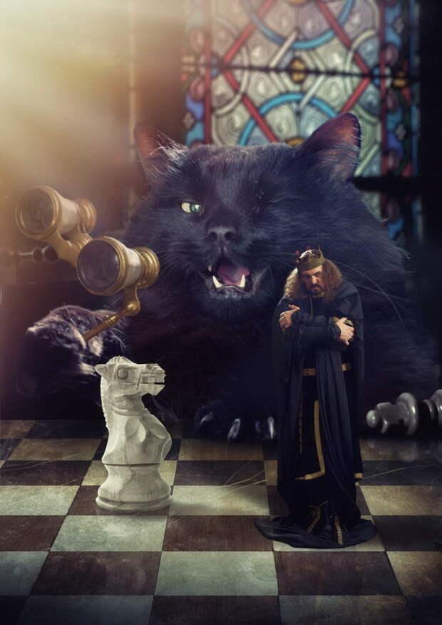 Иллюстрации к роману Михаила Булгакова «Мастер и Маргарита»