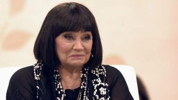Лариса Лужина: Владимир Конкин очень эмоциональный человек, может сломаться.из-за смерти дочери