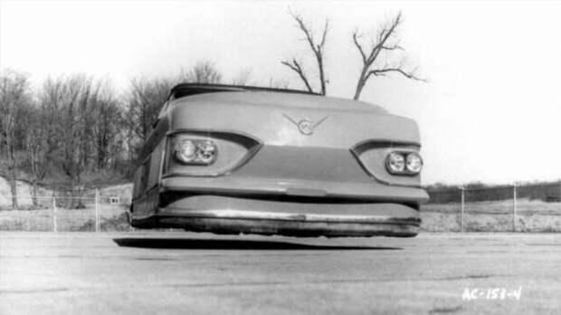«Летающие» автомобили США: Почему американцы закрыли проект и что стало с экспериментальными образцами (4 фото + видео)