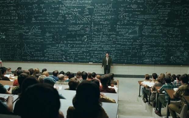 Прикольная и смешная история из жизни советских математиков