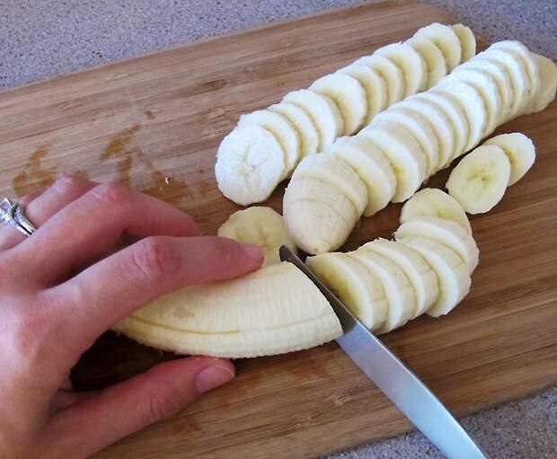 Варенье из бананов и яблок