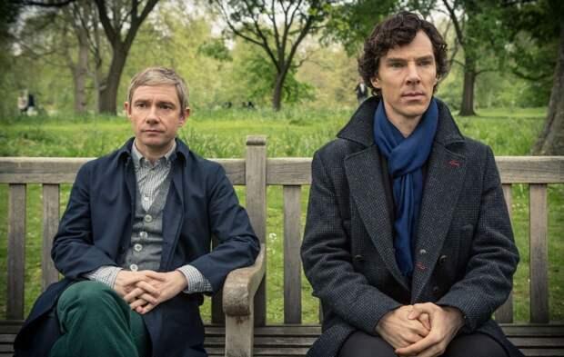 Про детей-помощников Шерлока Холмса снимут сериал