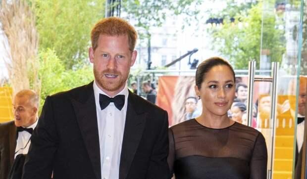 Меган Маркл устроила принцу Гарри скандал в ресторане