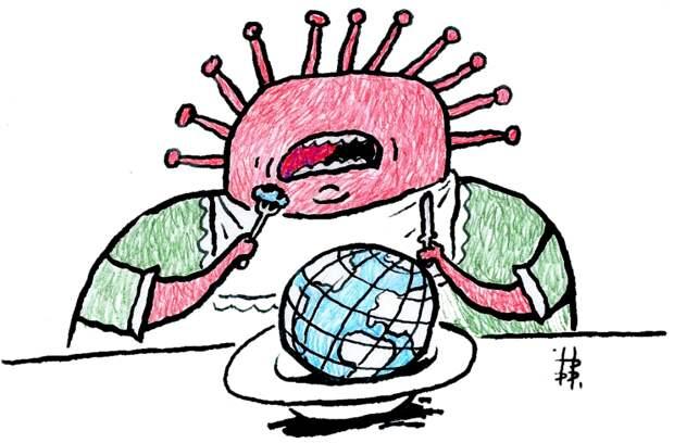 МИР ПОСЛЕ ПЕРВОЙ МИРОВОЙ ВОЛНЫ. Какой будет наша жизнь после пандемии?