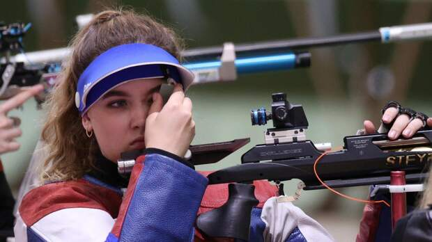 Радость со слезами на глазах. Анастасия Галашина завоевала первую олимпийскую медаль России в Токио-2020, но золото упустила последним выстрелом. Комментарий спортсменки