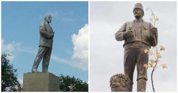 Гримасы декоммунизации: Дарт Ленин, «болгарский перец» и… гидра революции