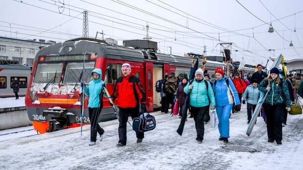 «Лыжные стрелы» начнут курсировать 17 января