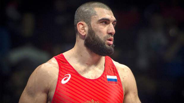 Олимпийского чемпиона по борьбе Биляла Махова дисквалифицировали на четыре года за допинг
