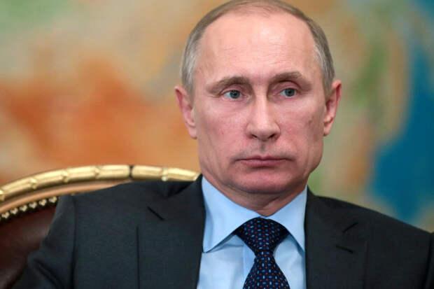 Путин – 20 лет президентства