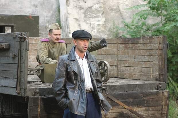 Невыдуманная история Давида Марковича Гоцмана из фильма «Ликвидация»