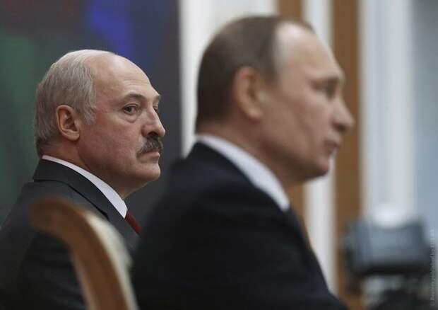 У осмелевшего Лукашенко хватило наглости бросить вызов Путину