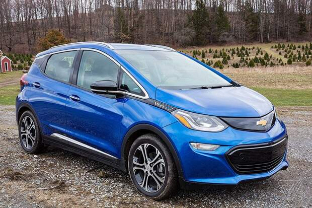 Chevrolet Bolt снова отзывают из-за опасности возгорания — GM признала проблемы с батареей