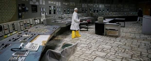 Командный зал Чернобыля: здесь можно находиться не более 5 минут