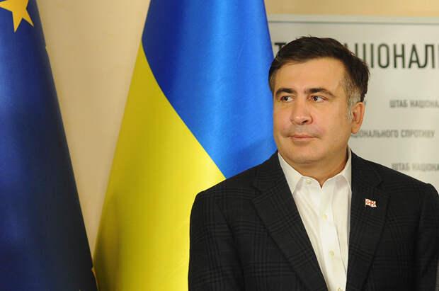 Саакашвили нашли новую работу на Украине