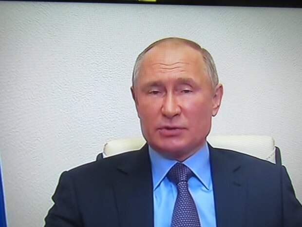 Расскажу, как удивился президент, когда узнал, что в России выросли цены на продукты