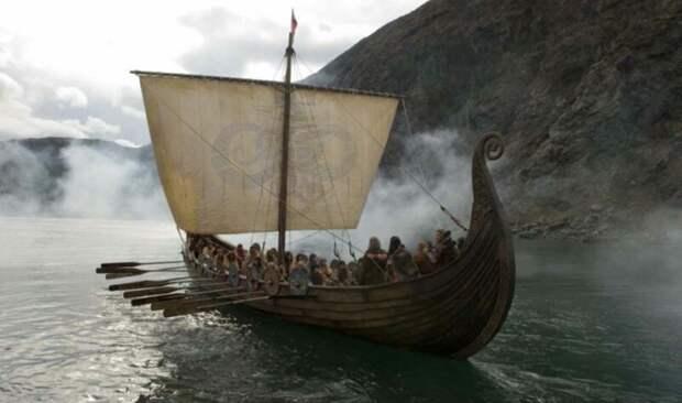 Те самые викинги викинги, интересно, история, норвегия, открытия, факты