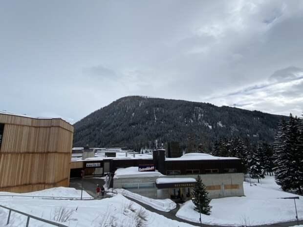 Давос. Швейцария. Часть 15