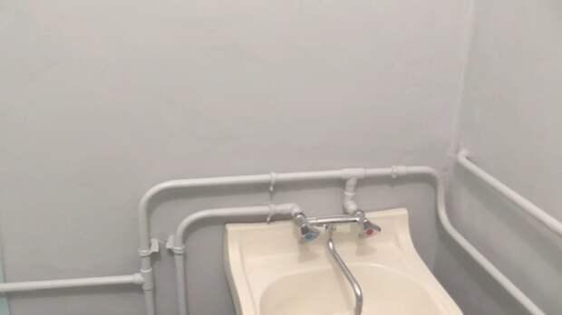 Простой и красивый ремонт ванной на бюджете