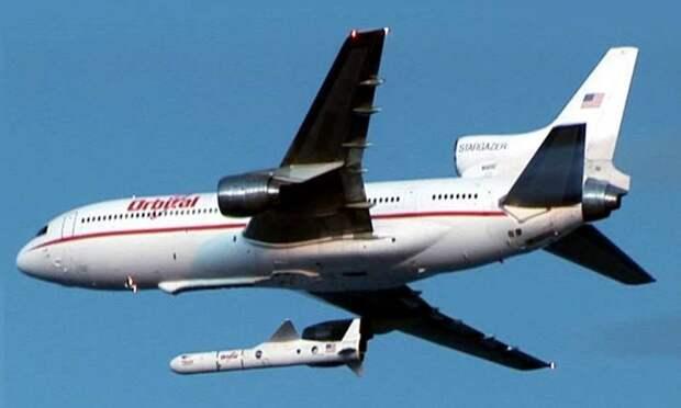 Современные и перспективные аэрокосмические системы воздушного старта
