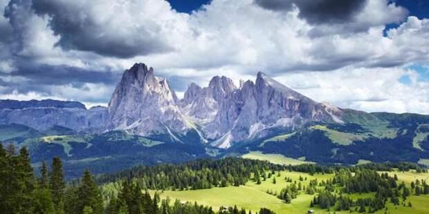 самые популярные горные курорты