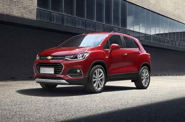 В России может вновь появиться Chevrolet Tracker