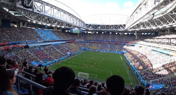 Россия - Финляндия. Евро-2020, Санкт-Петербург