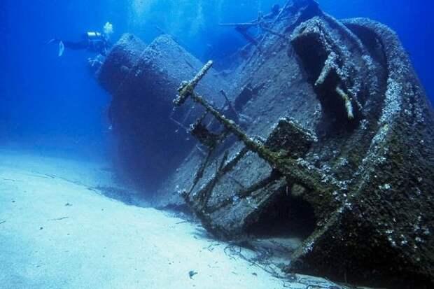 Сотни тысяч тонн боевых отравляющих веществ наБалтийском дне грозят катастрофой
