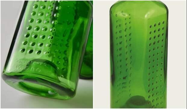 Дома из бутылок, или Как пивную тару стали делать в виде кирпичей