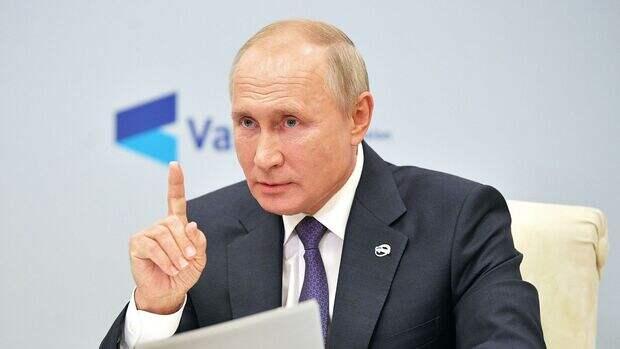 Они ждут наших похорон: западные СМИ о выступлении Путина