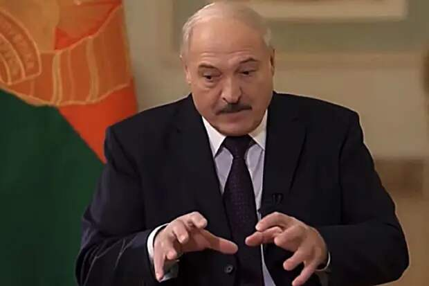 Лукашенко назвал западных политиков «обезумевшими»