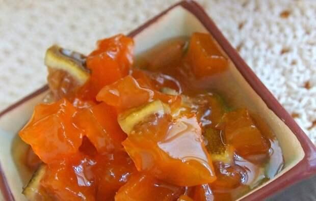 Тыквенно-лаймовый конфитюр: необычная вкусная зоготовка на зиму