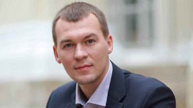 Дегтярев стал кандидатом от ЛДПР на выборах в Хабаровском крае