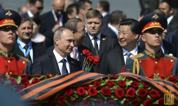 Великобритания считает, что Россия и Китай начнут третью мировую