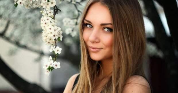 Красивые и милые девушки для хорошего и позитивного настроения на вечер