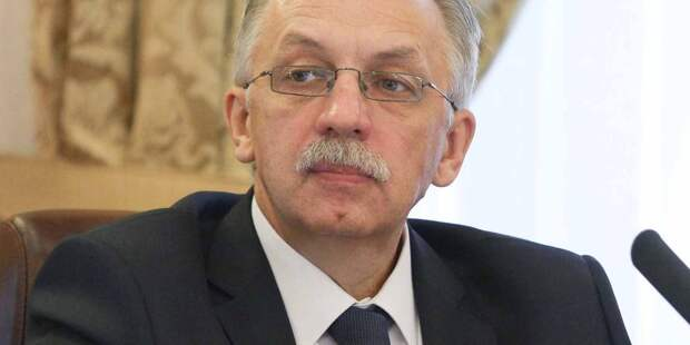 Юрий Ермолов избран председателем Мосгоризбиркома