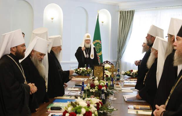 Церковный беспредел Константинопольского патриархата