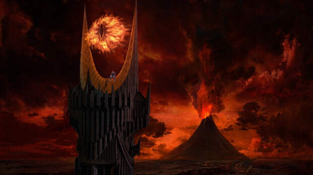 В Сан-Франциско на небоскребе хотят разместить «Око Саурона»