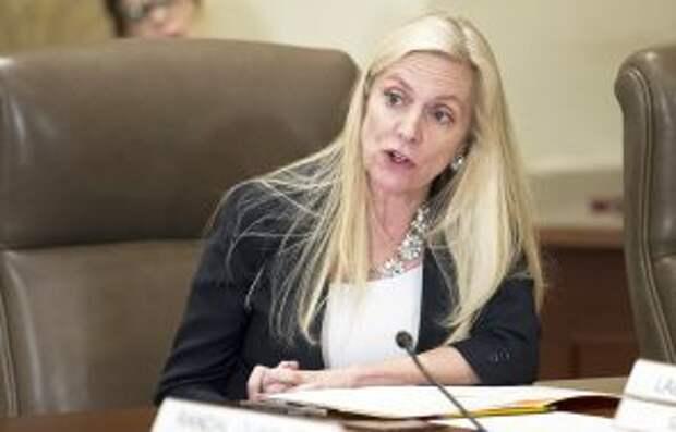На фото: кандидат на пост министра финансов Лал Брэйнард