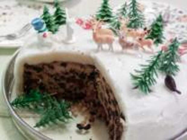 ТОП-3 Рецептов пирогов к новогоднему столу 2020