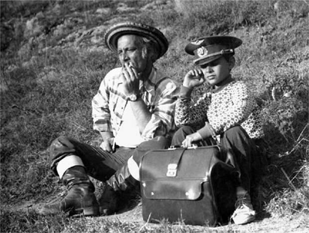 Племянник «Мимино» спустя 44 года, какой сейчас обаятельный грузинский мальчишка из советского прошлого