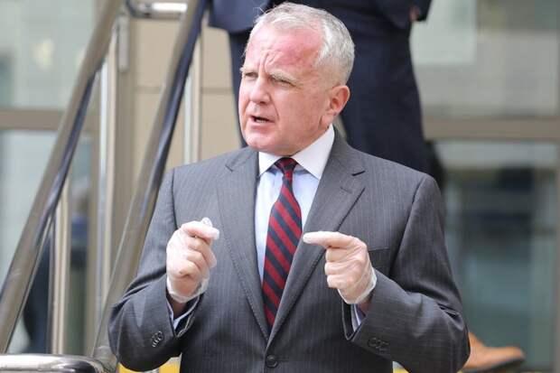 Посол США Салливан заявил о намерении скоро вернуться в Россию